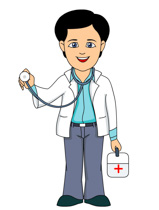 Health Doctor Clipart