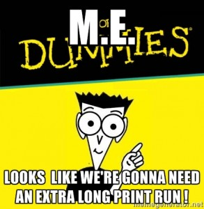 ME For Dummies